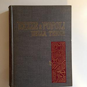 obverse image:  BIASUTTI, R. Le razze e i popoli della terra. Vol. I. Razze, popoli e culture.