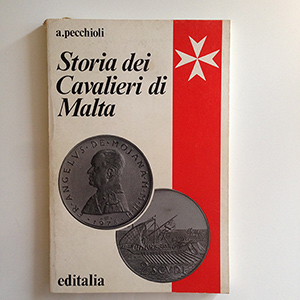 obverse image:  PECCHIOLI, A. Storia dei Cavalieri di Malta.