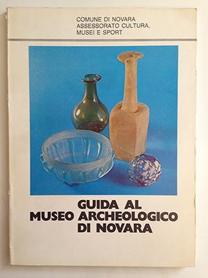 obverse image:  ROGATE UGLIETTI, M.C. Guida al Museo Archeologico di Novara.