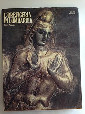 obverse image:  ZASTROW, O. L oreficeria in Lombardia.