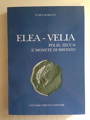 obverse image:  DI BELLO, F. Elea-Velia. Polis, zecca e monete di bronzo.