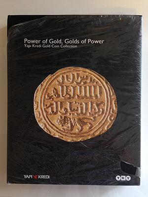 obverse image:  AA.VV. Power of gold, golds of power. Yapi Kredi gold coin collection.