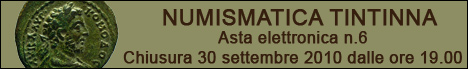 Banner Tintinna - Asta Elettronica 6
