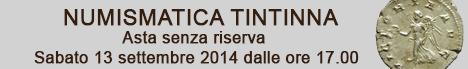 Banner Tintinna - Asta Elettronica Senza Riserva