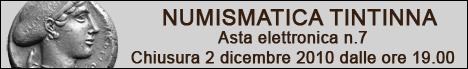 Banner Tintinna - Asta Elettronica 7