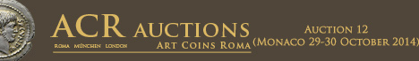 Banner ArtCoins Auction 12