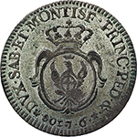 reverse: Regno di Sardegna. Vittorio Amedeo III (1773-1796). 7,6 soldi 1793.    Mont. 386. MI.    R.  SPL+. Alta conservazione.