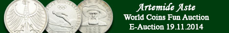 Banner World Coins Fun Auction #1
