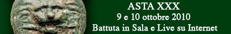 Banner Artemide Aste - Asta XXX