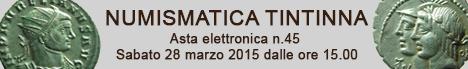 Banner Tintinna - Asta Elettronica 45