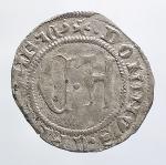reverse: Zecche Italiane - CREMONA Cabrino Fondulo (1413-1420) Mezzo Grosso.