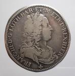 obverse: Zecche Italiane - Firenze. Francesco III. 1737-1746. Mezzo Francescone 1739. Ag