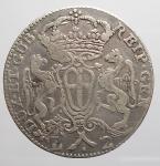 reverse: Zecche Italiane - Genova. Dogi Biennali (1528-1797). 2 lire 1792