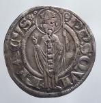 obverse: Zecche Italiane -  Ancona. Repubblica (fine XIII-inizio XIV sec.). Grosso agontano