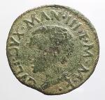 obverse: Zecche Italiane - Mantova Guglielmo Gonzaga 1550-1587. Sesino