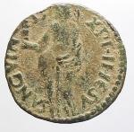 reverse: Zecche Italiane - Mantova Guglielmo Gonzaga 1550-1587. Sesino