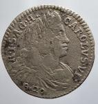 obverse: Zecche Italiane - Mantova. Carlo VI (1707-1740). Lira 1732