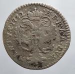 reverse: Zecche Italiane - Mantova. Carlo VI (1707-1740). Lira 1732