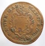 reverse: Zecche Italiane - MANTOVA. Maria Teresa d'Asburgo (1740-1780). Soldone 1754