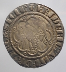 obverse: Zecche Italiane - Messina.Federico III (1296-1337). Pierreale AG