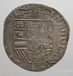 reverse: Zecche Italiane - MILANO. CARLO II DI SPAGNA (1676-1700) Quarto di Filippo 1676