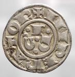 reverse: Zecche Italiane - Modena. Comune (1226-1293). Grosso. MIR 615. AG. g. 1.4. BB+