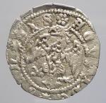 obverse: Aquileia. Antonio II Panciera. 1402-1411. Denaro