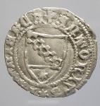 reverse: Aquileia. Antonio II Panciera. 1402-1411. Denaro