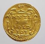 reverse: Zecche Italiane - Modena. Francesco I d Este (1629-1658). Scudino d oro da 103 soldi