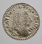 obverse: Modena. Rinaldo d Este (1706-1737). Muraiola da 2 Bolognini Mi