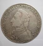 obverse: Zecche Italiane - Modena. Ercole III d'Este, 1780-1796. Tallero 1795