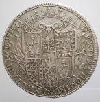reverse: Zecche Italiane - Modena. Ercole III d'Este, 1780-1796. Tallero 1795