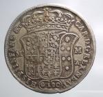 reverse: Zecche Italiane - Napoli. Carlo di Borbone (1734-1759). 120 grana o piastra 1747