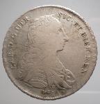 obverse: Zecche Italiane - Napoli. Carlo di Borbone (1734-1759). 120 grana o piastra 1753