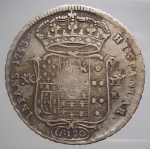 reverse: Zecche Italiane - Napoli. Carlo di Borbone (1734-1759). 120 grana o piastra 1753