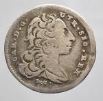 obverse: Zecche Italiane - Napoli. Carlo di Borbone (1734-1759). Carlino 1755.