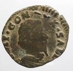 obverse: Zecche Italiane - Bozzolo. Scipione Gonzaga (1613-1670). Sesino