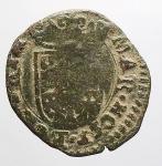 reverse: Zecche Italiane - Bozzolo. Scipione Gonzaga (1613-1670). Sesino