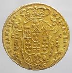 reverse: Zecche Italiane - Napoli. Ferdinando IV (1759-1799). 6 Ducati 1763