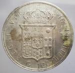 reverse:  Zecche Italiane - Napoli. Ferdinando II di Borbone (1830-1859). 120 grana o piastra 1855