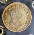 obverse: Zecche Italiane * Palermo. Carlo di Borbone (1734-1759). Oncia 1751.