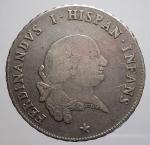 obverse: Zecche Italiane - PARMA. Ferdinando di Borbone (1765-1802). Ducato 1796