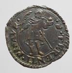 obverse: Zecche Italiane - Pesaro. Guidobaldo II (1538-1574). Quattrino anonimo