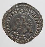 reverse: Zecche Italiane - Pesaro. Guidobaldo II (1538-1574). Quattrino anonimo