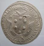 reverse: Zecche Italiane - PISA. Ferdinando I de  Medici (1595-1608). Tallero 1595 Ag.