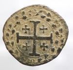reverse: Zecche Italiane - Casale. Ferdinando Gonzaga. 1612-1626. Grosso