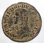 obverse: Zecche Italiane - Casale. Carlo II (1647-1665). Soldo 1661