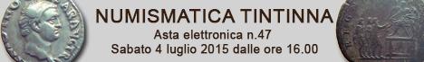 Banner Tintinna - Asta Elettronica 47