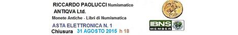 Banner Paolucci & Antiqva 1