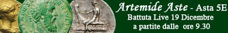 Banner Artemide Aste - Asta 5E